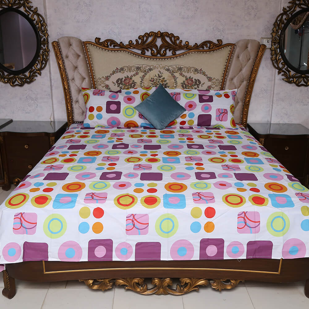 Things To Consider While buying Printed Bedsheets